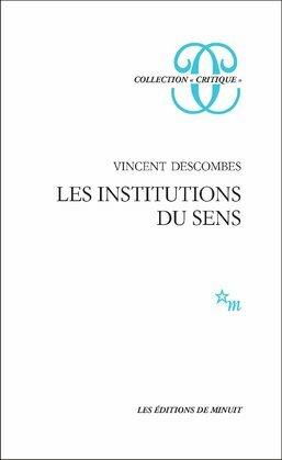 Les Institutions du sens