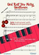 God Rest Ye Merry,Gentlemen - Solo with Piano acc. (key Am)