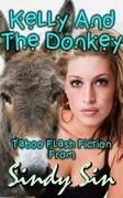 Kelly And The Donkey