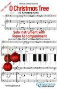 O Christmas Tree - Solo with Piano acc. (key Bb)