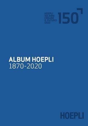 Album Hoepli 1870-2020