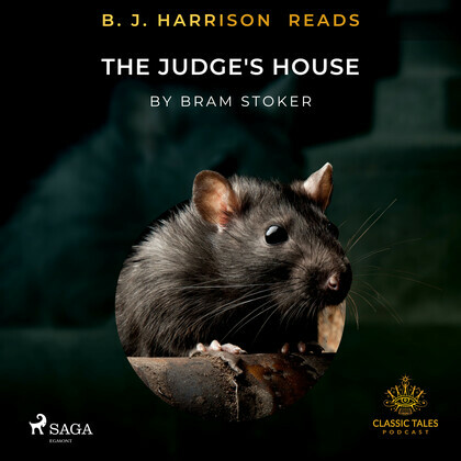 B. J. Harrison Reads The Judge's House