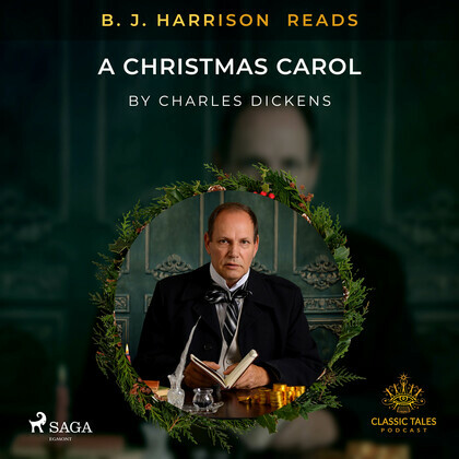 B. J. Harrison Reads A Christmas Carol