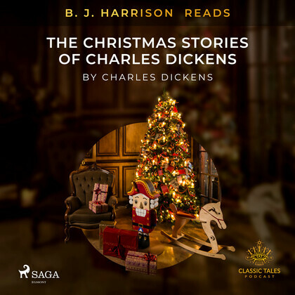 B. J. Harrison Reads The Christmas Stories of Charles Dickens