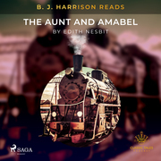 B. J. Harrison Reads The Aunt and Amabel