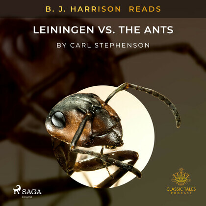 B. J. Harrison Reads Leiningen vs. the Ants