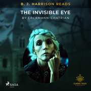 B. J. Harrison Reads The Invisible Eye