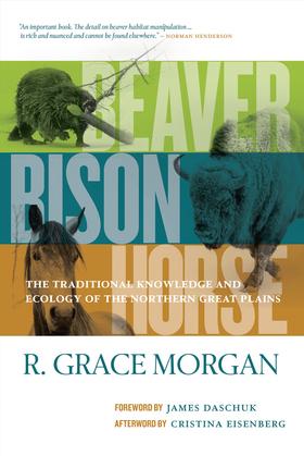 Beaver, Bison, Horse