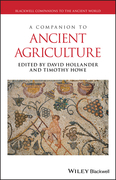 A Companion to Ancient Agriculture