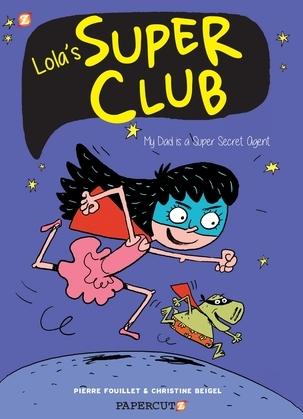 Lola's Super Club #1