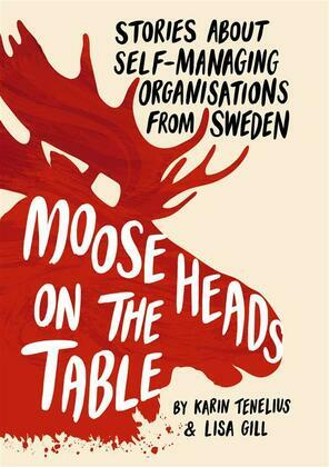Moose Heads on the Table