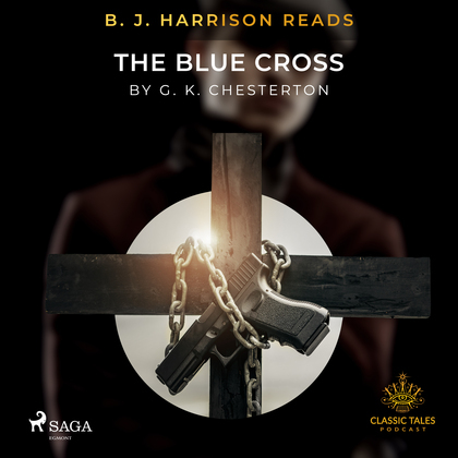 B. J. Harrison Reads The Blue Cross