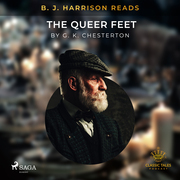 B. J. Harrison Reads The Queer Feet
