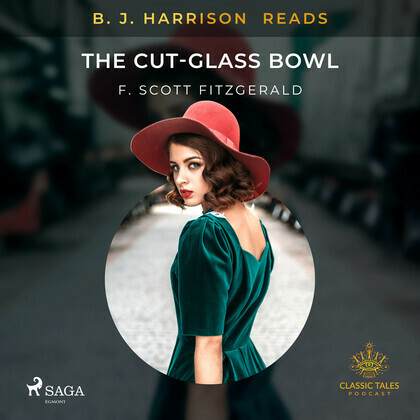 B. J. Harrison Reads The Cut-Glass Bowl