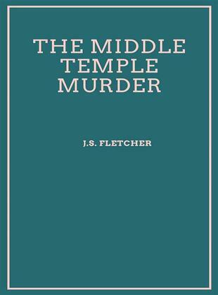 The Middle Temple Murder