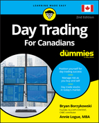 Day Trading For Canadians For Dummies