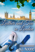 Leather and Tea in London