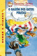 O galeón dos gatos piratas