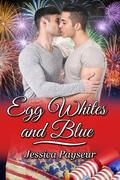 Egg Whites and Blue