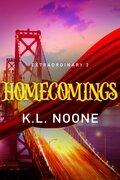 Extraordinary Book 2: Homecomings