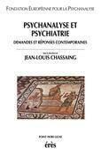 Psychanalyse et psychiatrie