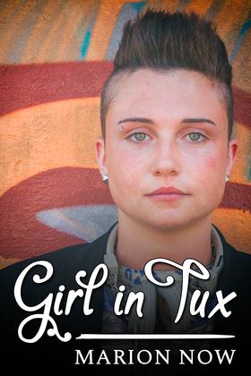 Girl in Tux
