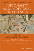 The Wiley Encyclopedia of Personality and Individual Differences, Models and Theories