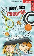 Il pleut des records