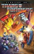 Transformers Marvel UK nº 04/08