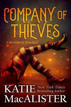 Company of Thieves (Steampunk Romance, #2)