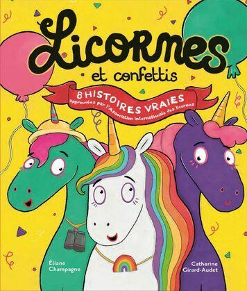 Licornes et confettis