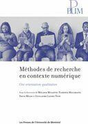 Méthodes de recherche en contexte numérique