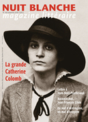 Nuit blanche, magazine littéraire. No. 160, Automne 2020