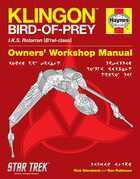 Klingon Bird-of-Prey Haynes Manual