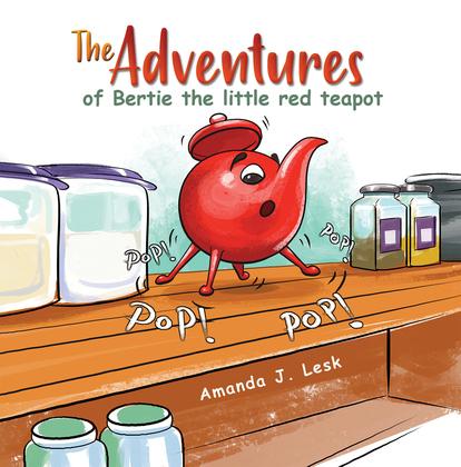 The Adventures of Bertie the Little Red Teapot