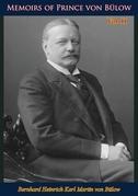 Memoirs of Prince von Bülow Vol. 2