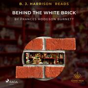 B. J. Harrison Reads Behind the White Brick