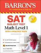 SAT Subject Test Math Level 1