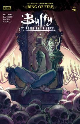 Buffy the Vampire Slayer #20
