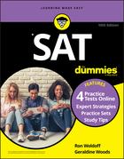 SAT For Dummies