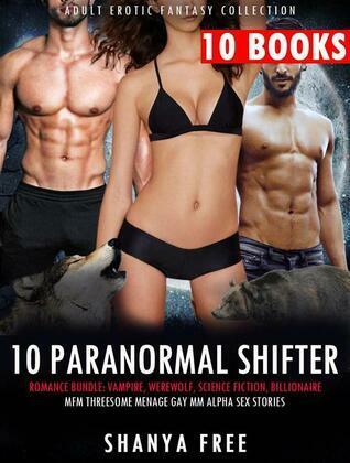 10 Paranormal Shifter Erotica Romance Bundle: