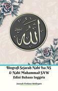 Biografi Sejarah Nabi Isa AS Dan Nabi Muhammad SAW Edisi Bahasa Inggris