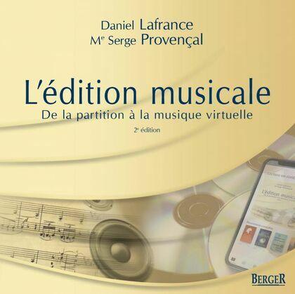 L'édition musicale, 2e édition