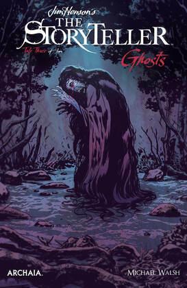 Jim Henson's The Storyteller: Ghosts #3