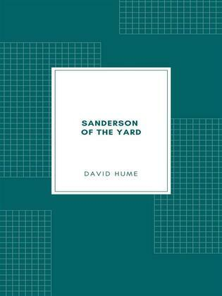 Sanderson of the Yard