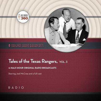 Tales of the Texas Rangers, Vol. 3