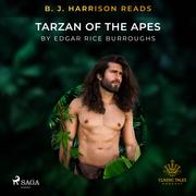 B. J. Harrison Reads Tarzan of the Apes