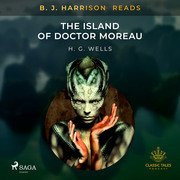 B. J. Harrison Reads The Island of Doctor Moreau