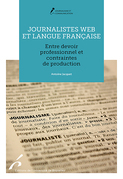 Journalistes web et langue française