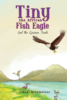 Tiny the African Fish Eagle
